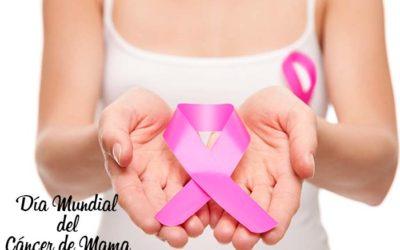 19 de octubre: Día Mundial del Cáncer de Mama