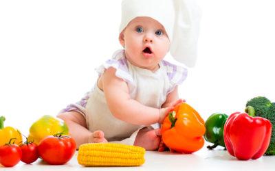Alimentación infantil en la farmacia.