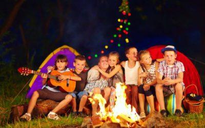 Este verano…. al campamento!!!